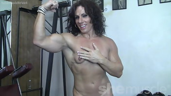 Small Tits Muscular Women