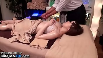 Japanese Massage Teen Interracial Fingering