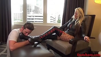 Gloves Boots Submissive Humiliation
