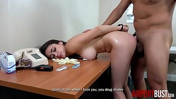 Police Blowjob Doggystyle Oral