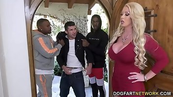 Money Anal Interracial MILF