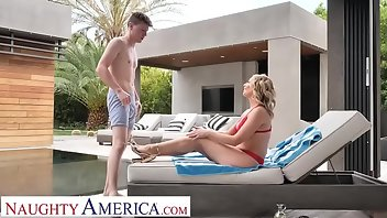Farting Blonde Creampie Shaved