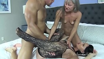 Glamour Interracial MILF Amateur
