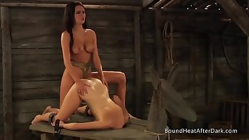Bound Lesbian Submissive Humiliation