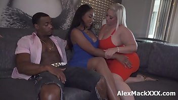 Foursome Hardcore Interracial Amateur