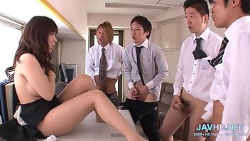 Japanese Uncensored Hardcore Amateur Threesome