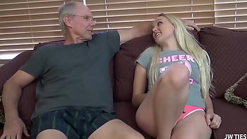 Uncle Blowjob Threesome